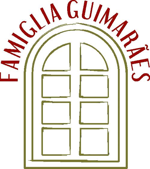 Logo Famíglia Guimarães.